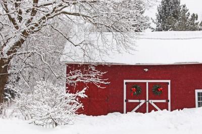 Barn-Wreaths