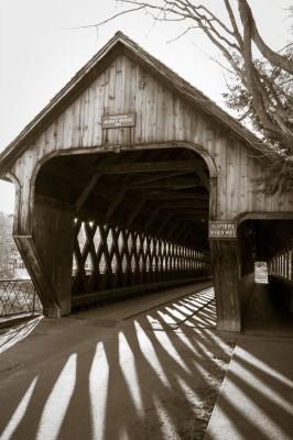 Bridge-Shadows