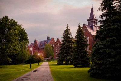 Campus-Walk