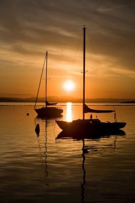 Champlain-Sunset