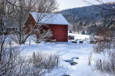 Creekside-Barn