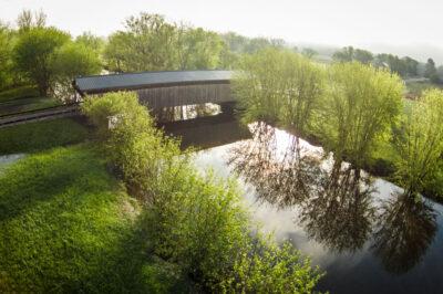 Gorham-Bridge-Reflections