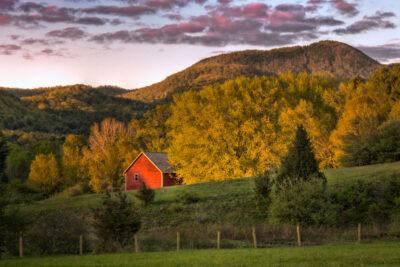Hills-of-Vermont