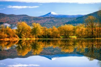 Peak-Reflections
