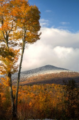 Snow-Capped-Peak