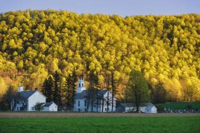 Spring-Hillside