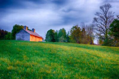 Tinmouth-Barn