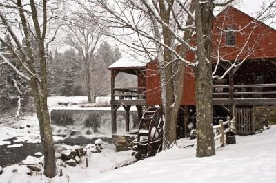 Weston-Mill
