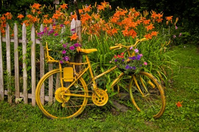 Painted-Bicycle
